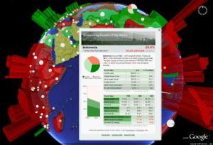 google earth bosques